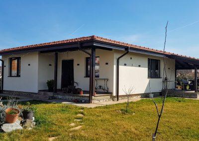 Къща Пловдив (Скутаре) 90+35кв.м.