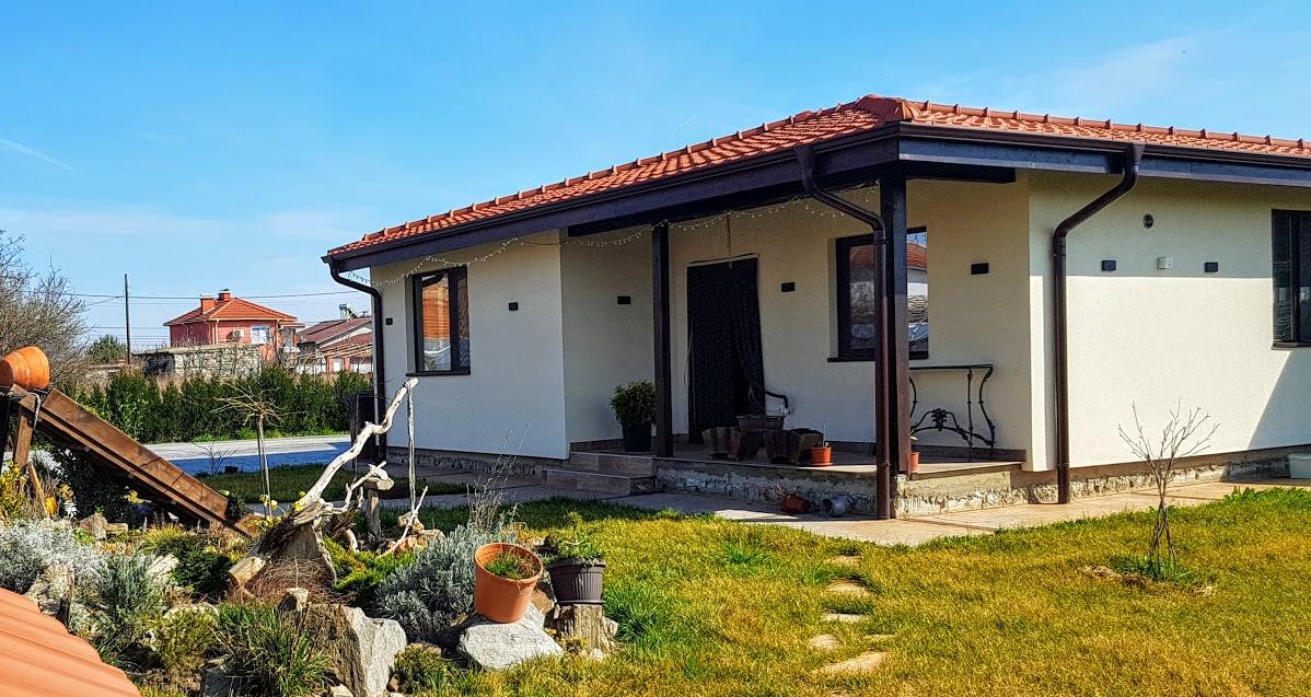 Къща с. Скутаре (Пловдив)  120кв.м.