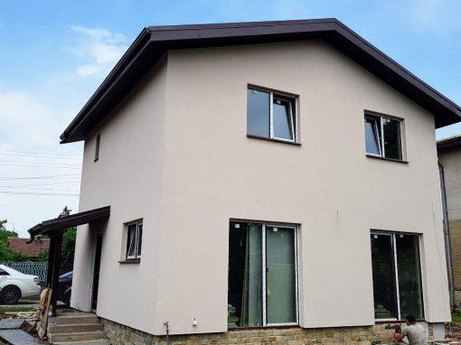 Настоящ обект – къща Петърч 104кв.м.