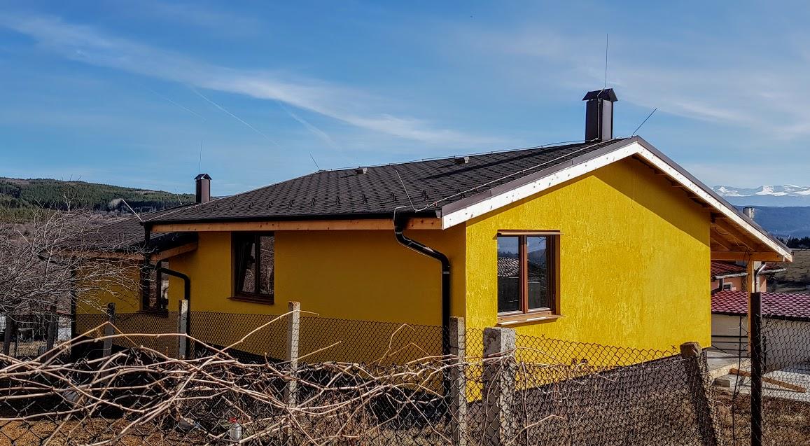 Настоящ обект - къща Долна Диканя