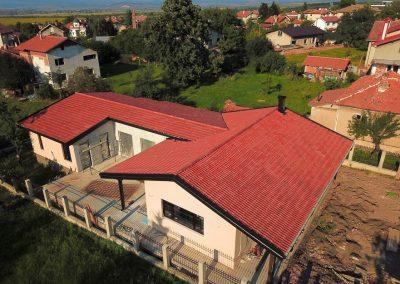 Настоящ обект – къща Нови хан 210кв.м.