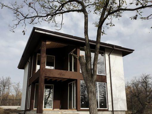 Настоящ обект – къща Суходол 190кв.м.