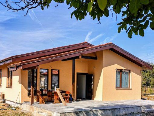 Къща Радомир,Кошарите