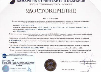 КСБ ТЕД ХАУС I-TV-020338