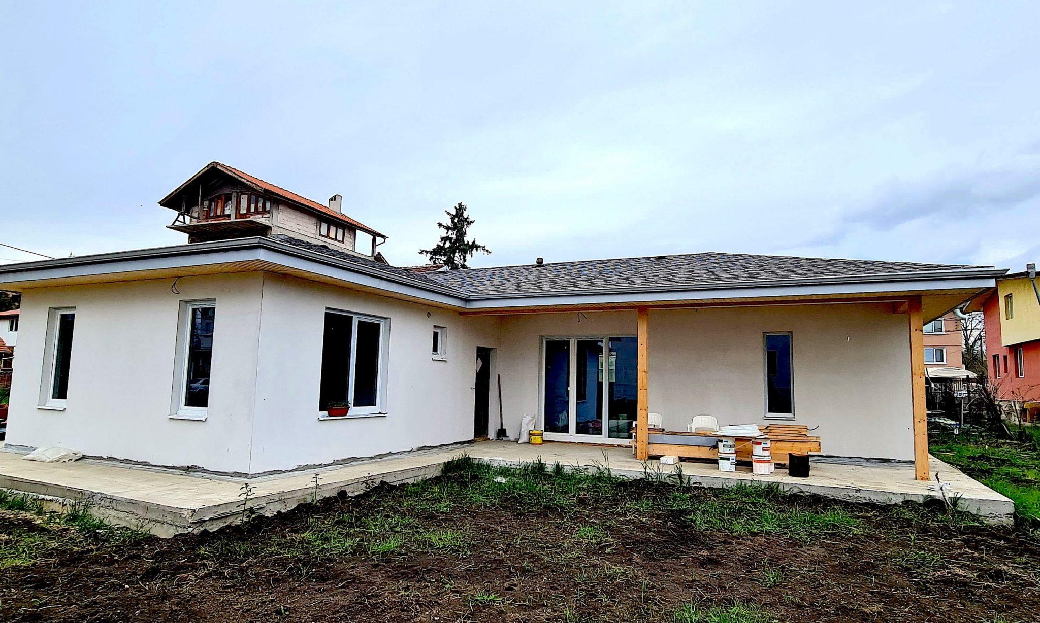 Къща Горно Камарци 65кв.м.+веранда
